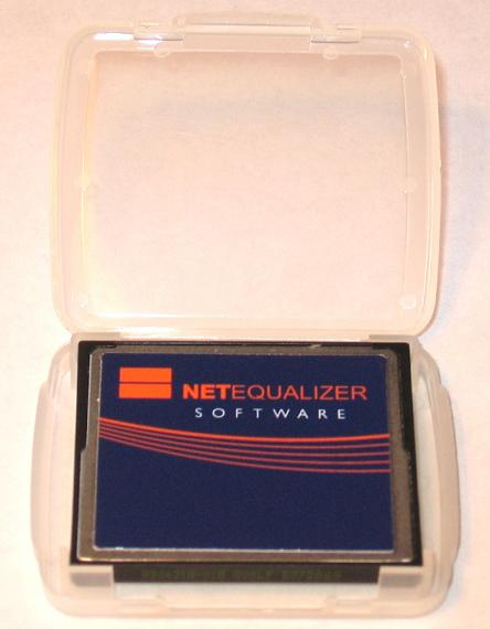 NetEqualizer CF Card